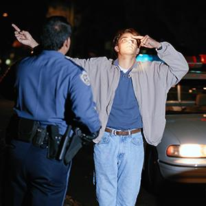DUI Roadside exercises